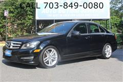 2013 MERCEDES-BENZ C-CLASS C300 4Matic w/ AMG Sport Package