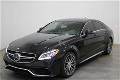 2015 MERCEDES-BENZ CLS-CLASS CLS 63 AMG S-Model