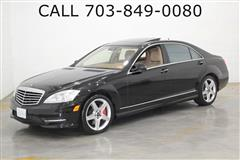2011 MERCEDES-BENZ S-CLASS S550 4MATIC / PACKAGE 3 / NAVI / BACK-UP CAM