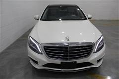 2017 MERCEDES-BENZ S-CLASS S550 AMG Sport Package