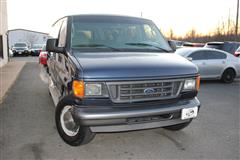 2003 FORD ECONOLINE WAGON E-350 XLT Super Duty
