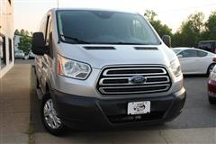 2015 FORD TRANSIT WAGON XLT Low Roof 12-Pass