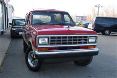 1988 FORD Bronco II EDDIE BAUER