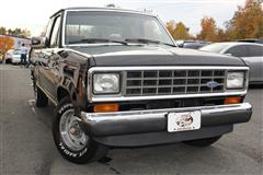 1986 FORD RANGER PICKUP XLT