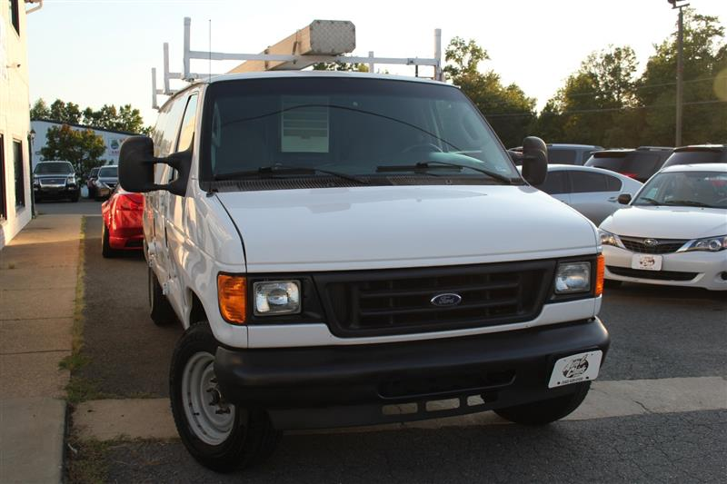 2007 FORD ECONOLINE CARGO VAN E-150 Cargo Van