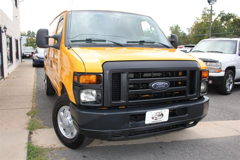 2010 FORD E350 SUPER DUTY EXTENDED CARGO