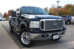 2006 FORD SUPER DUTY F-250 LARIAT 4X4 CREW CAB