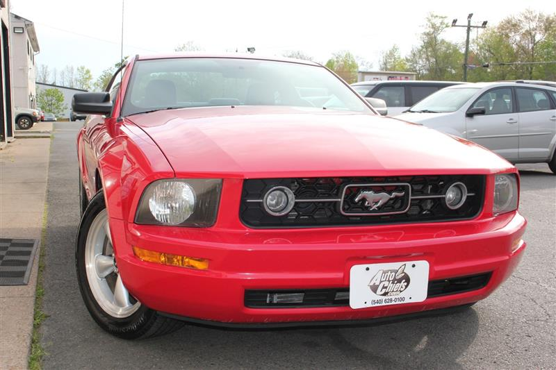 2007 FORD MUSTANG 6 Speed Manual