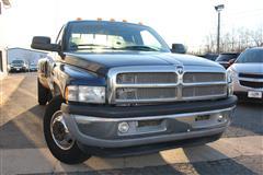 2002 DODGE RAM 3500 Laramie SLT