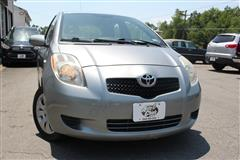2008 TOYOTA YARIS 3-Door Liftback