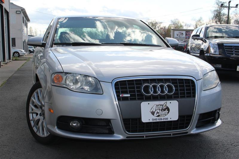 2008 AUDI A4 2.0T Quattro Premium Plus S--Line