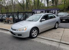 2007 HONDA ACCORD SDN EX/EX-L