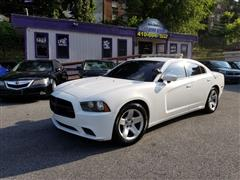 2012 DODGE CHARGER Police