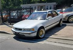 1992 ACURA LEGEND L w/Leather