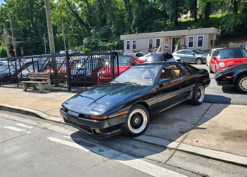 1989 TOYOTA SUPRA premium edition