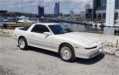 1989 TOYOTA SUPRA twin turbo