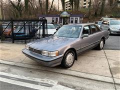 1990 TOYOTA CRESSIDA Luxury