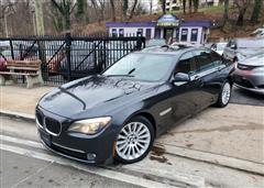 2009 BMW 7 SERIES 750i