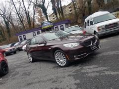 2011 BMW 5 SERIES GRAN TURISMO 535i