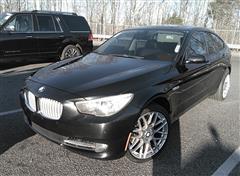 2011 BMW 5 SERIES GRAN TURISMO 550i