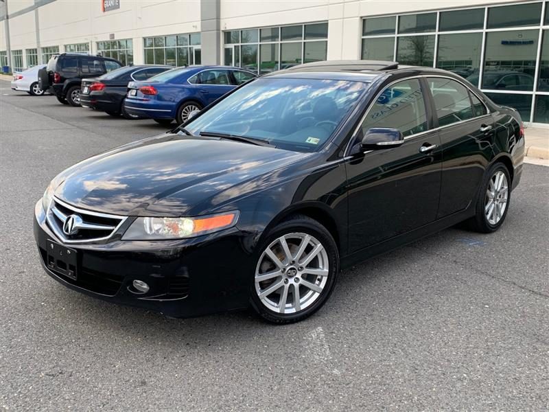 2006 ACURA TSX 1 Owner - Dealer Maintained