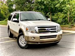 2012 FORD EXPEDITION EL KING RANCH 4X4