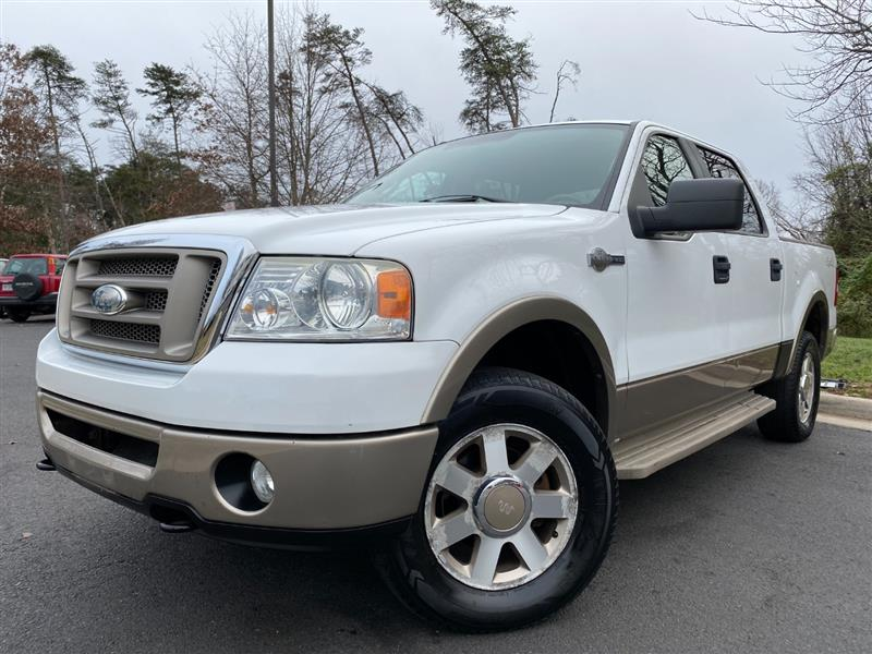 2006 FORD F-150 King Ranch Crew Cab 4WD