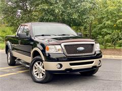2007 FORD F-150 LARIAT LIMITED