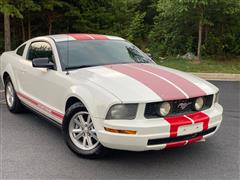 2008 FORD MUSTANG Deluxe/Premium