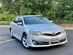 2013 TOYOTA CAMRY XSE/XLE
