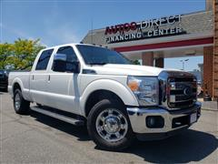 2015 FORD SUPER DUTY F-250 SRW XLT Crewcab 6.2L