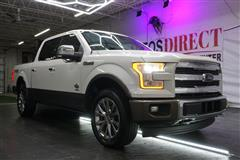 2017 FORD F-150 SUPER CREW CAB KING RANCH