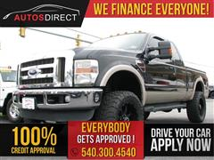 2008 FORD SUPER DUTY F-250 SRW XL/XLT/FX4/Lariat