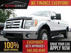 2011 FORD F-150 w/HD Payload Pkg