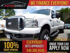 2005 FORD SUPER DUTY F-350 DRW Lariat Powerstroke