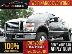 2008 FORD SUPER DUTY F-350 DRW XL/XLT/FX4/Lariat/King Ranch
