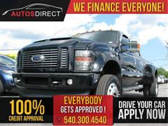 2010 FORD SUPER DUTY F-450 DRW XL/XLT/Lariat/King Ranch/Harley-Davidson