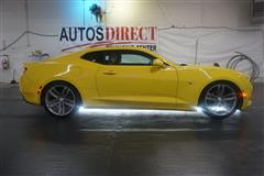 2018 CHEVROLET CAMARO LT w/ RS PACKAGE