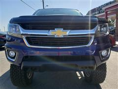 2016 CHEVROLET COLORADO CREW CAB 4WD LT
