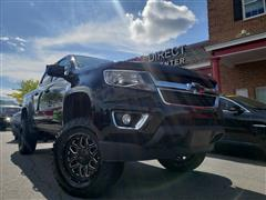 2017 CHEVROLET COLORADO CREW CAB 4WD LT