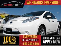 2015 NISSAN LEAF S