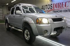 2001 NISSAN FRONTIER 4WD SE