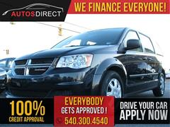 2016 DODGE GRAND CARAVAN American Value Pkg