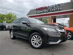 2017 ACURA RDX Technology Package with Navigation
