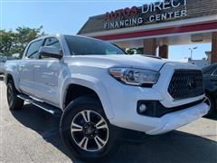 2018 TOYOTA TACOMA Double Cab TRD Sport 4x4