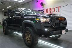 2019 TOYOTA Tacoma 4WD SR/SR5/TRD Sport/TRD Off Road/TRD Pro/Limited