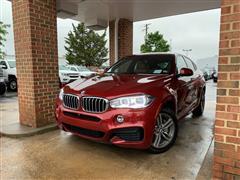 2017 BMW X6 xDrive50i W/ M-Sport Package