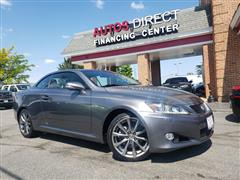 2014 LEXUS IS 250C Hardtop Convertible