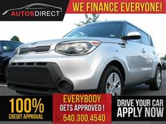 2015 KIA SOUL Base