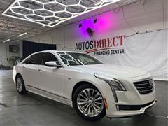 2018 CADILLAC CT6 PLUG-IN RWD